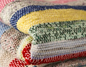 The many forms of textile arts